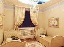 Дизайнер интерьера Людмила Майорова -- Спальни в классическом стиле фото