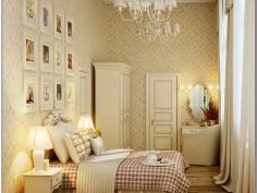 Дизайнер интерьера Людмила Майорова -- спальни в стиле прованс фото
