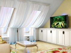 Дизайнер интерьера Людмила Майорова -- Дизайн спальни в стиле прованс