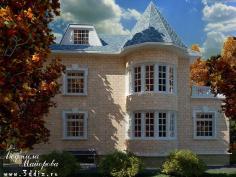 дизайн крылечка частного дома фото #13