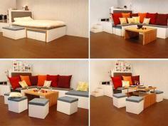 Дизайнер интерьера Людмила Майорова -- Как изменить интерьер малогабаритной квартиры