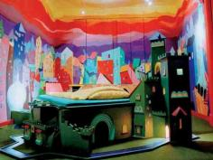 Дизайнер интерьера Людмила Майорова -- Интерьер квартиры в стиле поп-арт