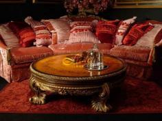 Дизайнер интерьера Людмила Майорова -- Восточный стиль в интерьере гостиной в своими силами