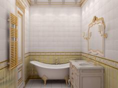 Дизайнер интерьера Людмила Майорова -- Дизайн ванных комнат
