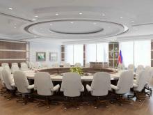 Дизайнер интерьера Людмила Майорова -- Дизайн интерьера офиса