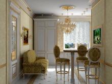 Дизайнер интерьера Людмила Майорова -- Дизайн интерьера следует продумать заранее
